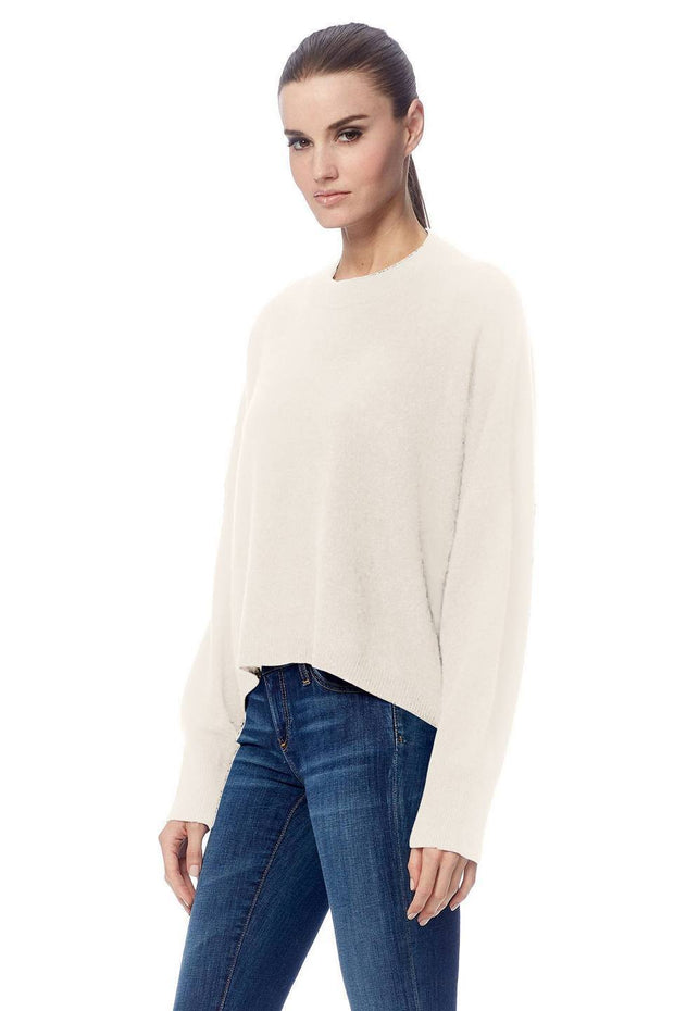 360 Cashmere - Makayla Cashmere Sweater in White
