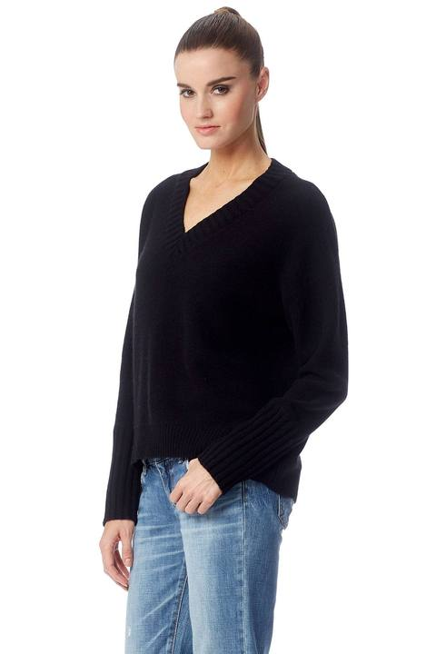360 Sweater- Eliza Black