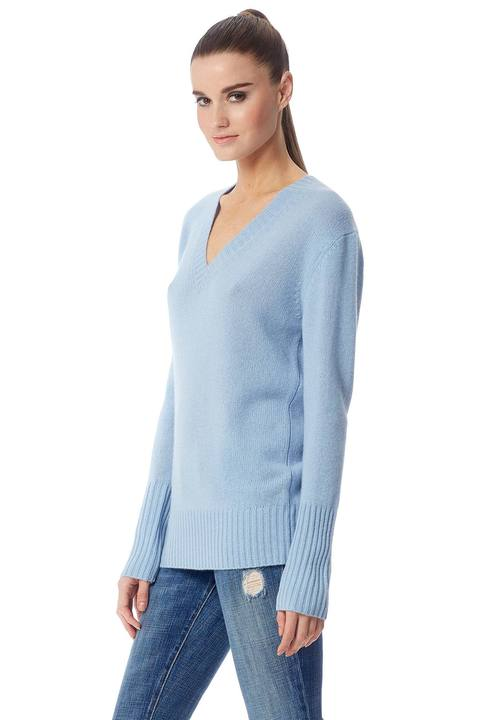 360 Sweater- Runa Blue