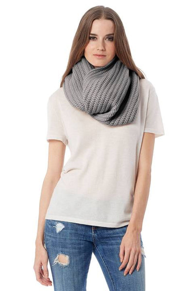 360 Sweater- Karen Mid Heather Grey