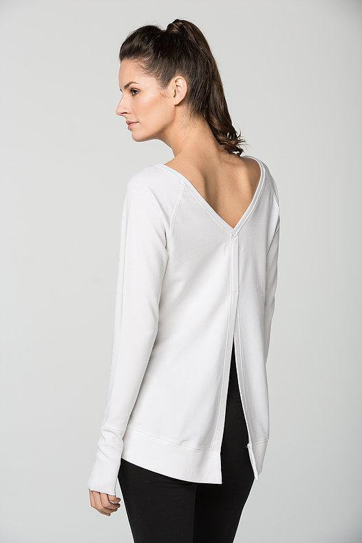 Sundays - Te Mango Back Split Back White