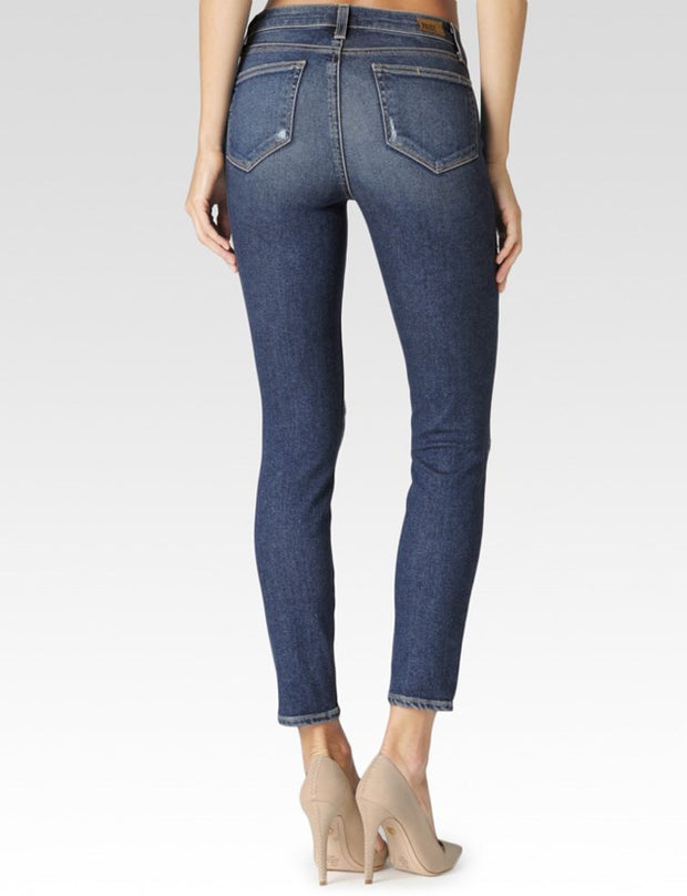 Paige Premium Denim Paige Hoxton Ankle at Blond Genius - 2