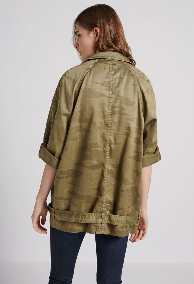 Current Elliott - The Infantry Jacket Camo