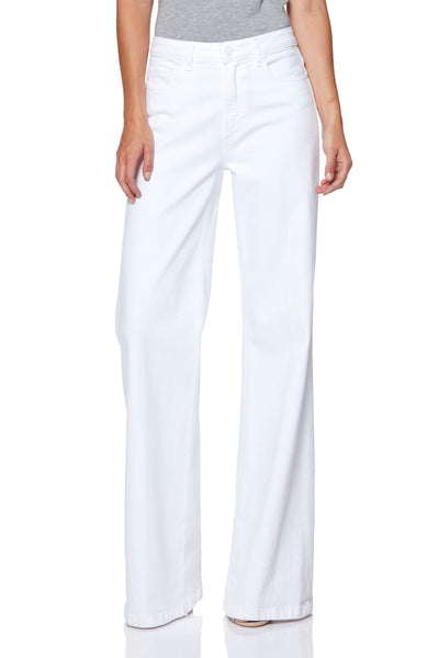 Paige Premium Denim - Sutton Wide Leg in Crisp White