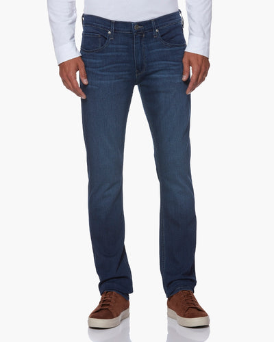 Paige - Federal Slim-Fit Jeans in Leo