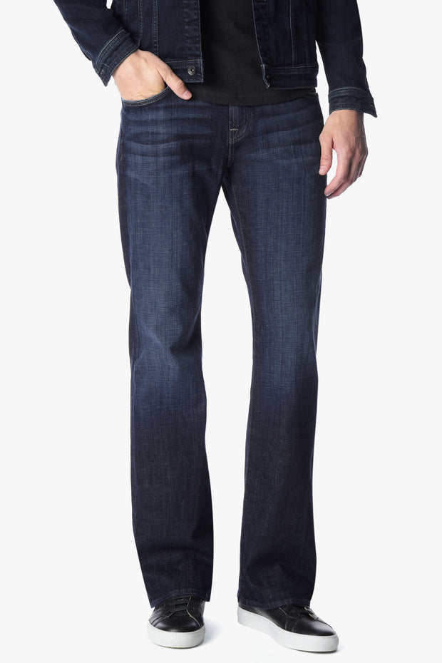 7 for all Mankind - Brett Bootcut in Los Angeles Dark