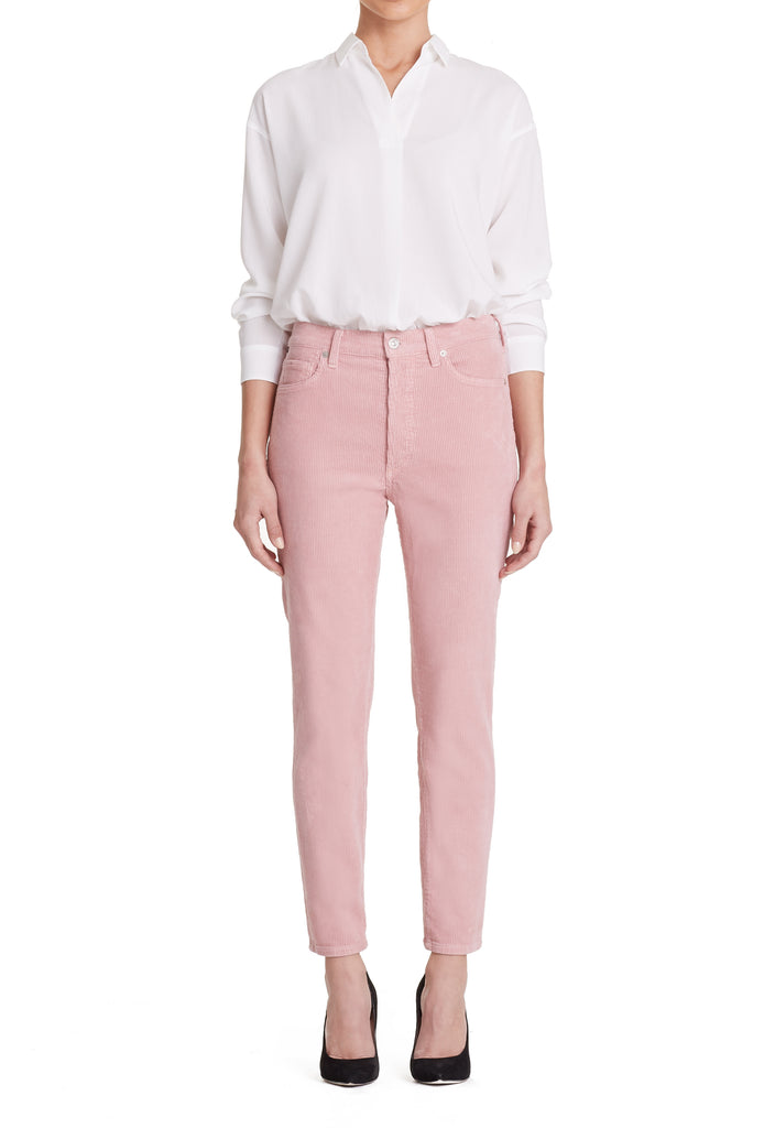 Citizens of Humanity - Olivia HR Slim Ankle Pink Mist