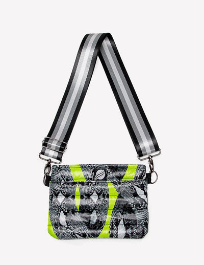 Think Royln - Bum Bag in Medusa Neon Green