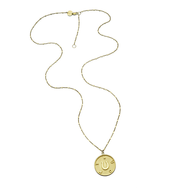 Jennifer Zeuner - Edie Necklace Gold Vermeil