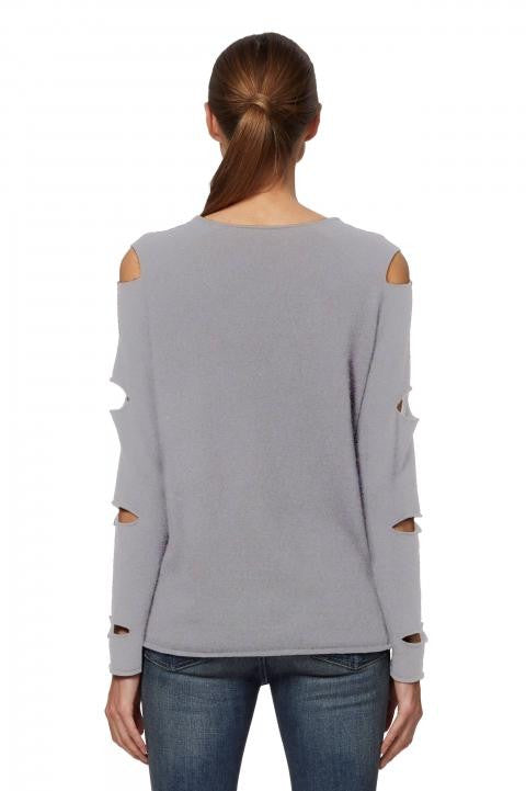 360 Sweater 360 Sweater - Tyrone Heather Grey at Blond Genius - 2