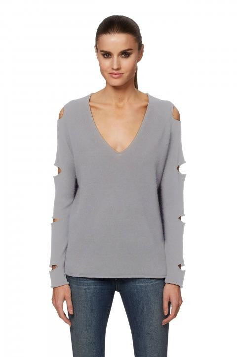 360 Sweater 360 Sweater - Tyrone Heather Grey at Blond Genius - 1