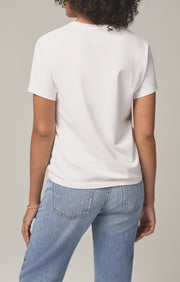 Citizens of Humanity - Frankie Classic T-Shirt in Cornsilk