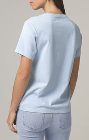 Citizens of Humanity - Frankie Classic T-Shirt in Acqua