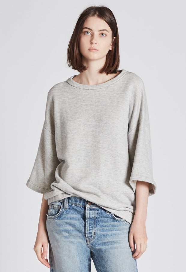 Current Elliott - The X Kimono Sweatshirt