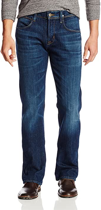 Hudson - Clifton 5 Pocket Bootcut in Blueprint