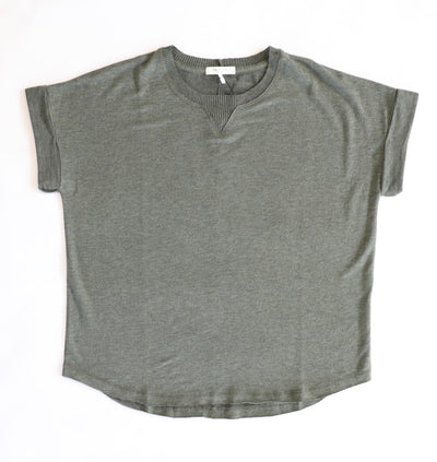 Rag & Bone - Townes Tee Heather Army