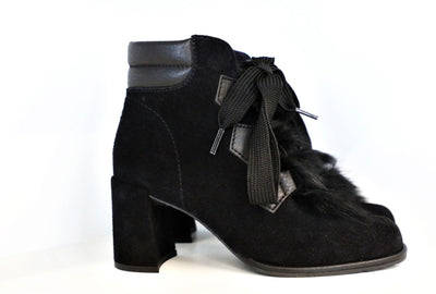 PEDRO GARCIA - Wilmette Booties in Black