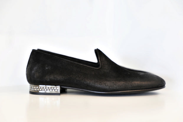 PEDRO GARCIA - Garan Loafers in Black