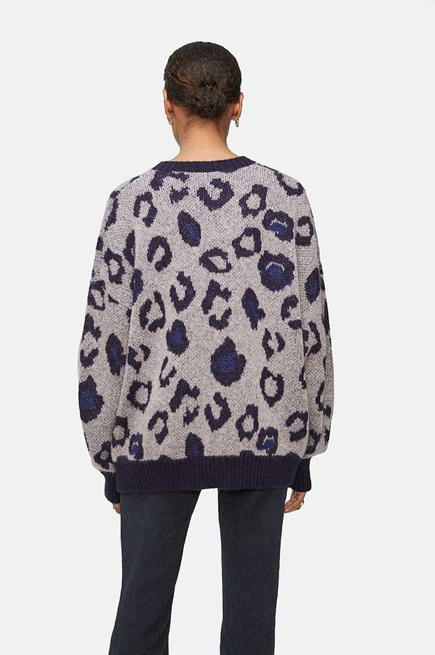 Anine Bing - Raigh Sweater in Leopard