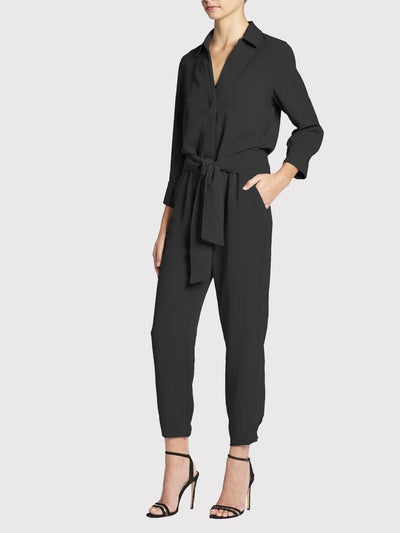 Brochu Walker - Anze Jumpsuit Black Onyx