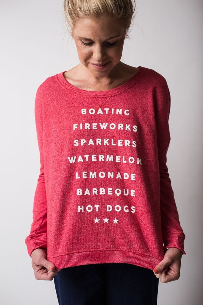Boathouse Apparel - Fourth List Pullover