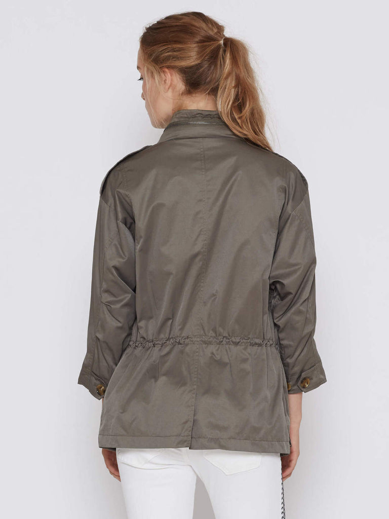 Joie Cristii Fatigue 3/4 sleeve jacket at Blond Genius - 2