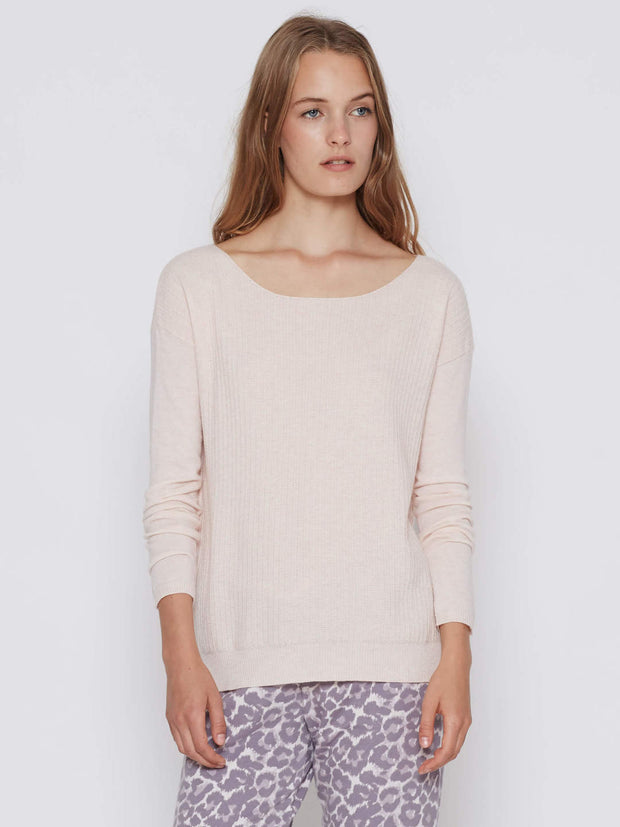 Joie Jelisa Heather Pale Pink at Blond Genius