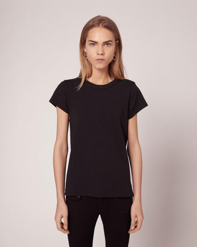 Rag & Bone The Tee Black