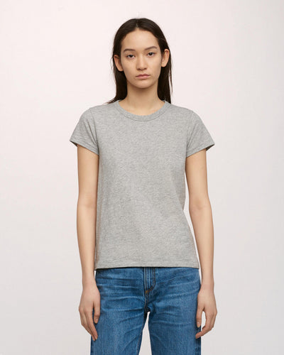 Rag & Bone- The Tee Heather Grey