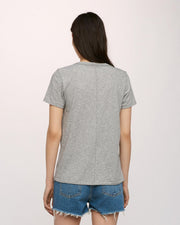 Rag & Bone- The Vee Heather Grey