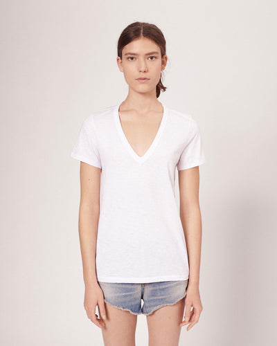 Rag & Bone The Vee Bright White