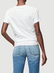 Frame - Wear Thin Crew Blanc