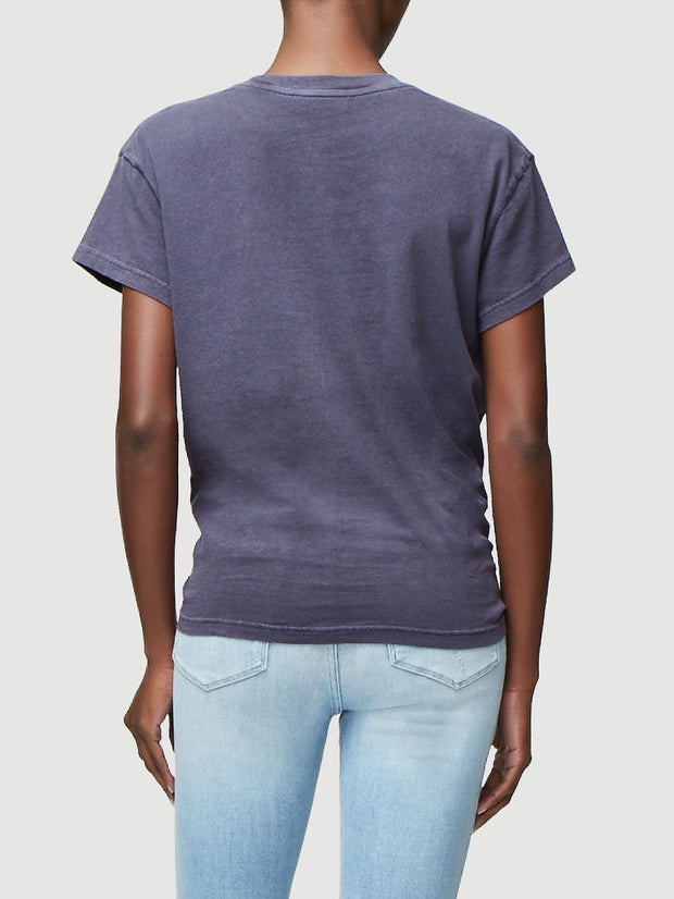 Frame - Wear Thin Crew Faded Navy