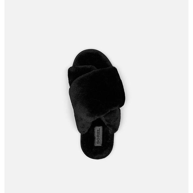 Sorel - Hadley Slide Black