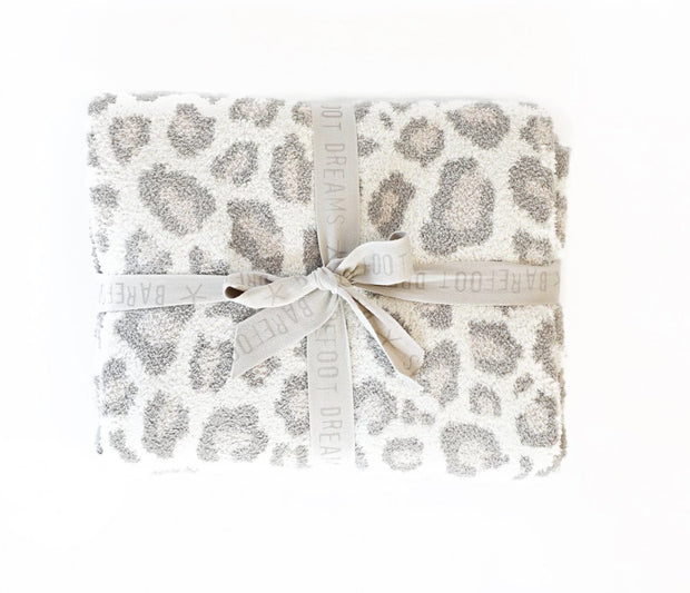BARE - Cozychic Safari Blanket #BDHCC1279 Cream Multi
