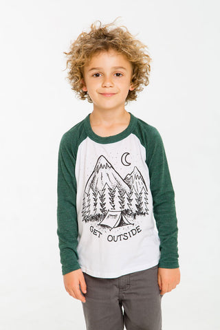 Chaser Kids - Boys Cotton Jersey in Get Outside