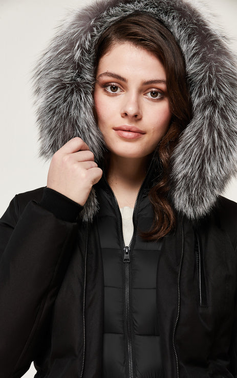 Soia & Kyo - Christy Down Jacket in Black