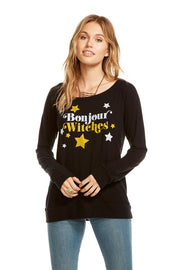 Chaser - Love Knit Pullover Bonjour Witches