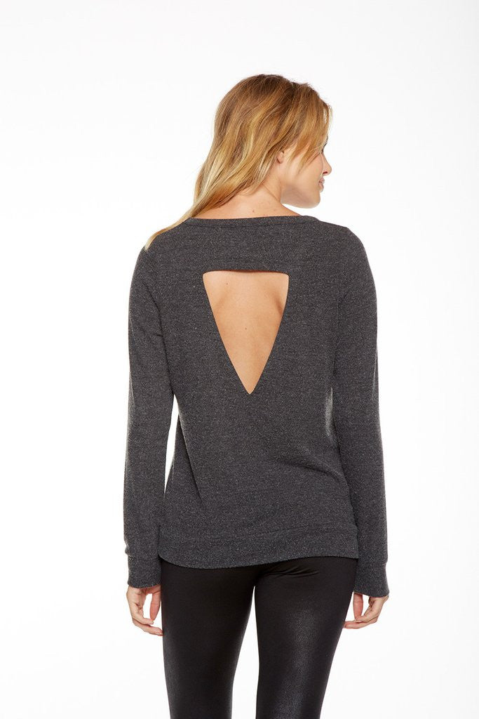 Chaser Chaser - Love Knit Long Sleeve Pullover at Blond Genius - 2