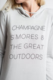 Boathouse Apparel - Champagne, Smores & The Great Outdoors