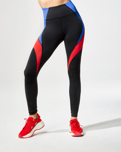MICHI - Circuit Legging in Flame