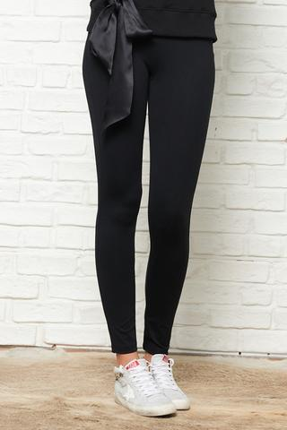 David Lerner - Vented Barlow Legging in Classic Black