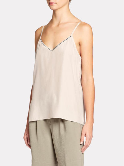 Brochu Walker - Dune Cami Oyster Grey