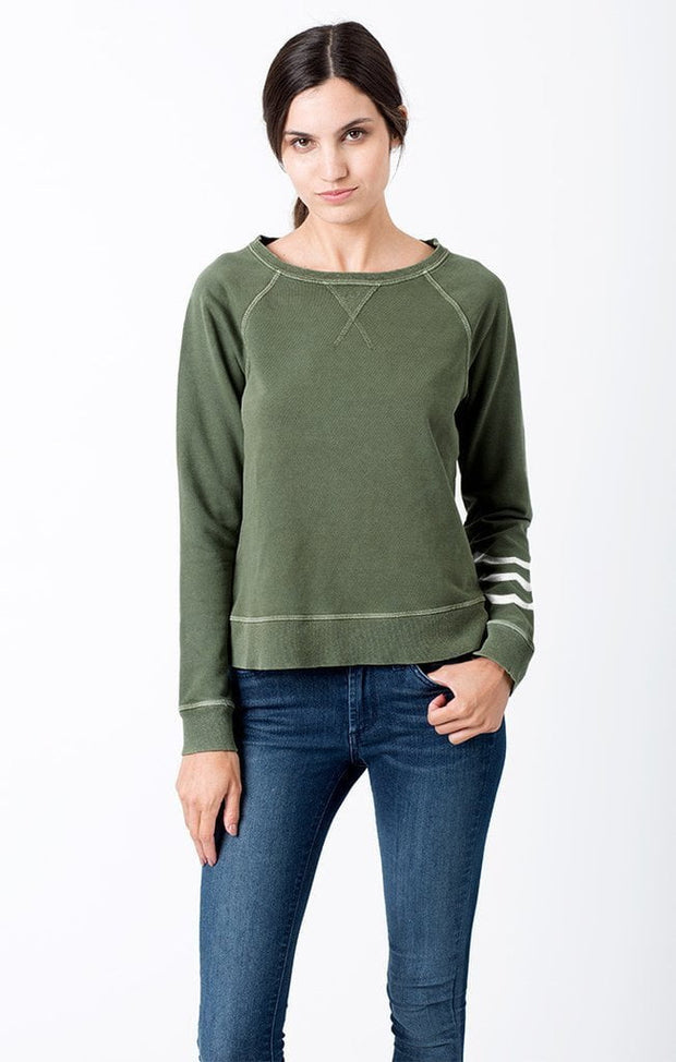 Sol Angeles - Sol Essential Pullover Military