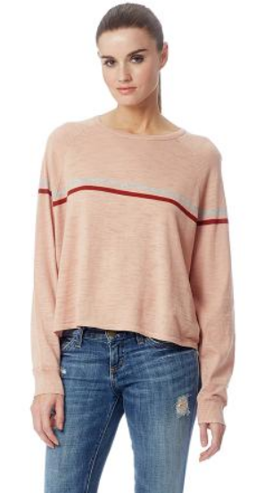 360 Sweater - Emm Cameo/Multi Stripe