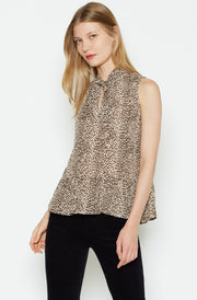 Joie JOIE - Estero Silk Top at Blond Genius - 1