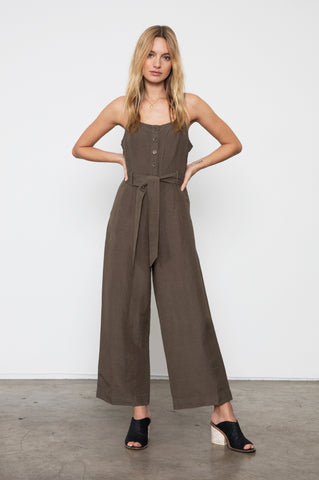 RAILS - Harper Jumpsuit in Olive