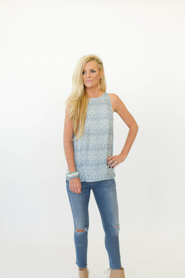Cupcakes & Cashmere Miah Tank at Blond Genius - 2
