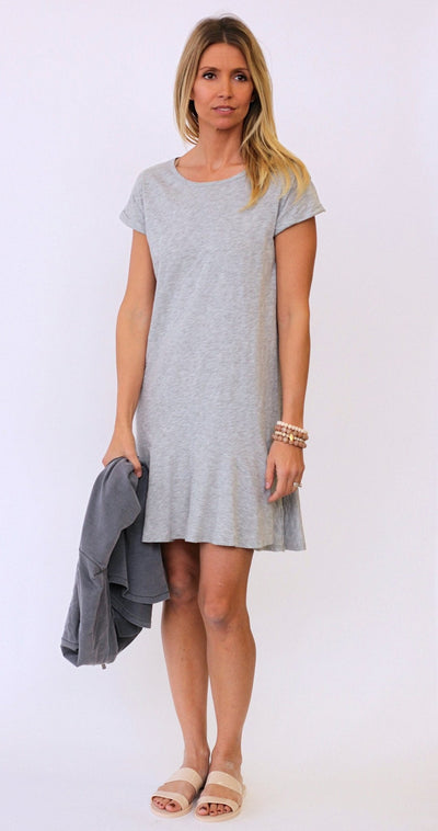 Velvet Salome03 in Heather Grey at Blond Genius