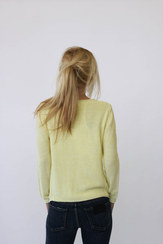 Soft Joie Paio Pale Daffodil at Blond Genius - 2